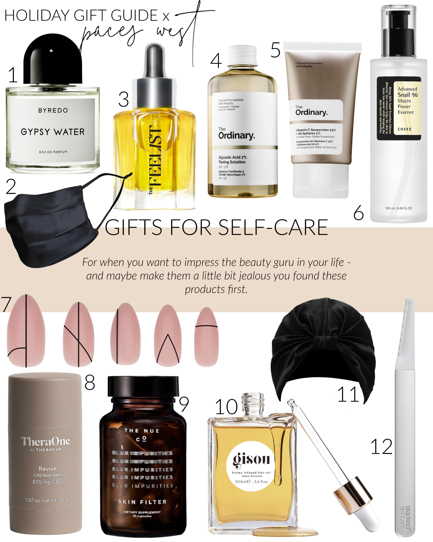 2020 beauty gift ideas